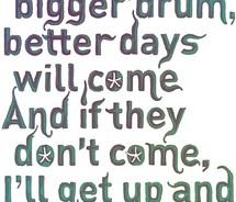 Drum quote #3