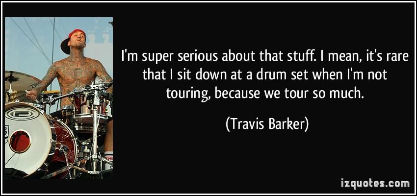 Drum Set quote #1