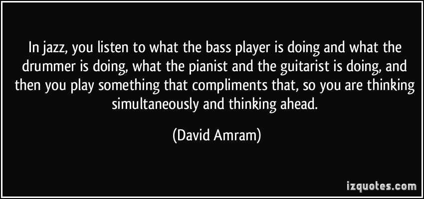 Drummer quote #3
