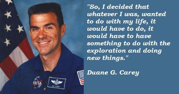 Duane G. Carey's quote #7