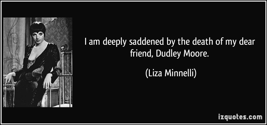 Dudley Moore's quote #1
