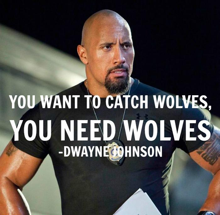 Dwayne Johnson's quote #1