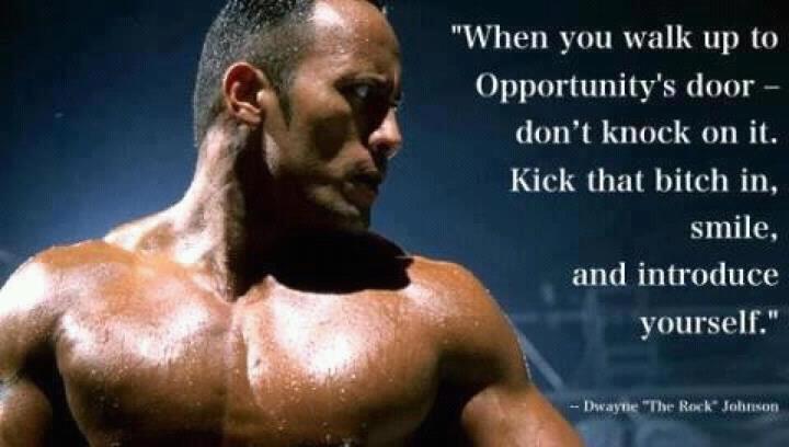 Dwayne Johnson's quote #2