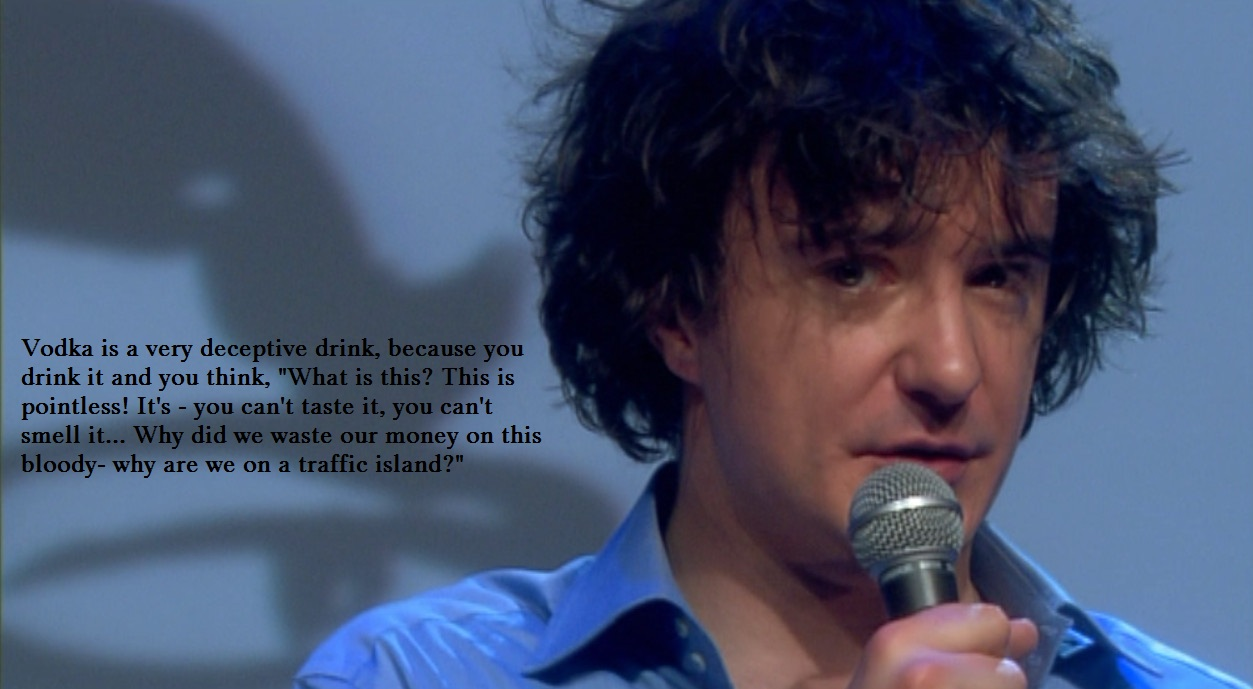 Dylan Moran's quote #2