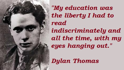 Dylan Thomas quote #2