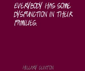 Dysfunction quote #2