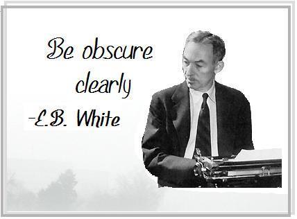 E. B. White's quote #7