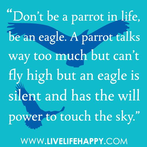 Eagle quote #6