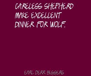 Earl Derr Biggers's quote #2