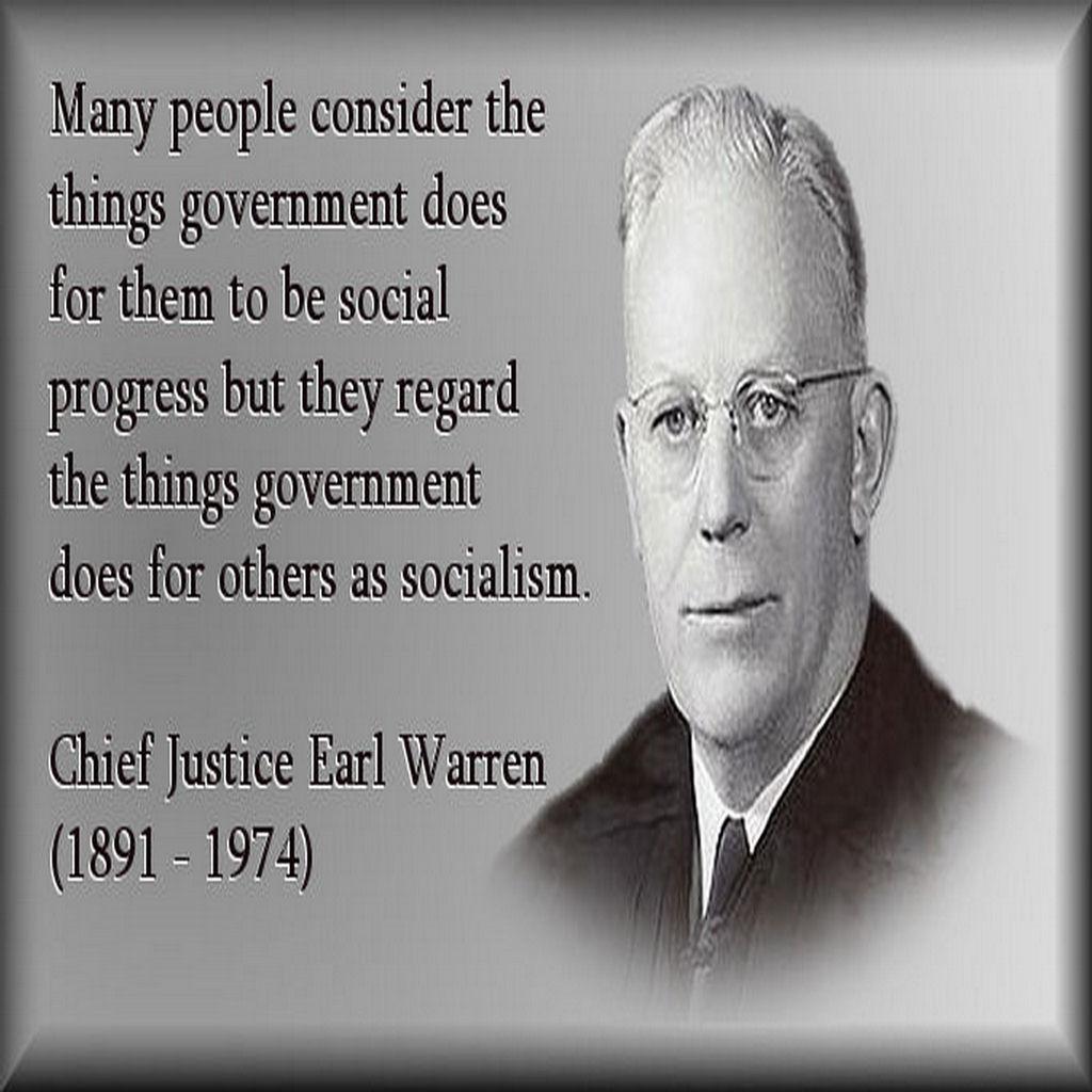 Earl Warren's quote #4