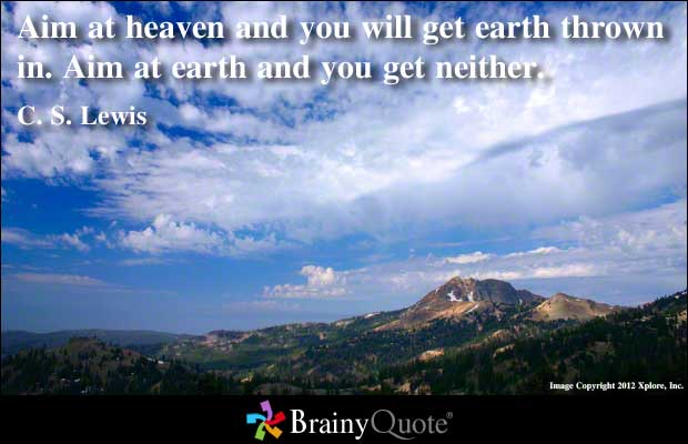 Earth quote #2