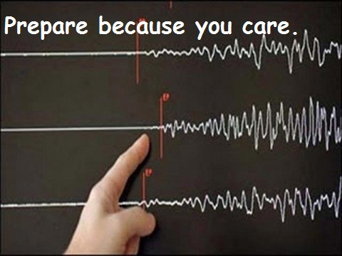 Earthquake quote #1