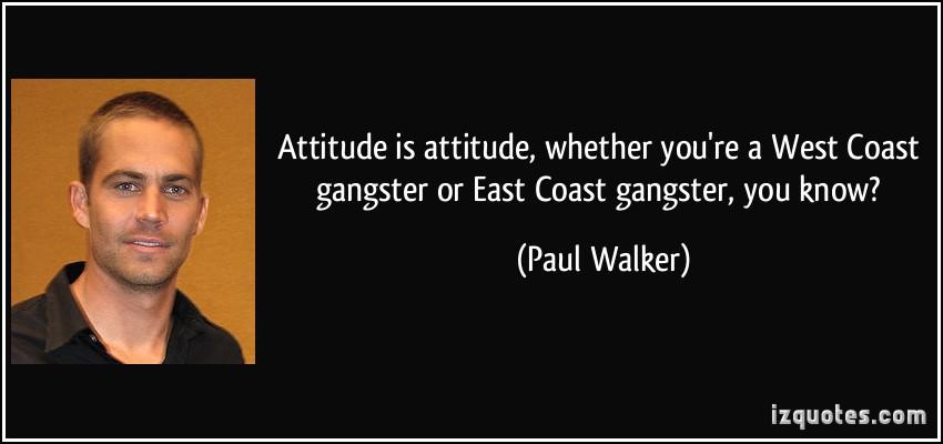 East Coast quote #1
