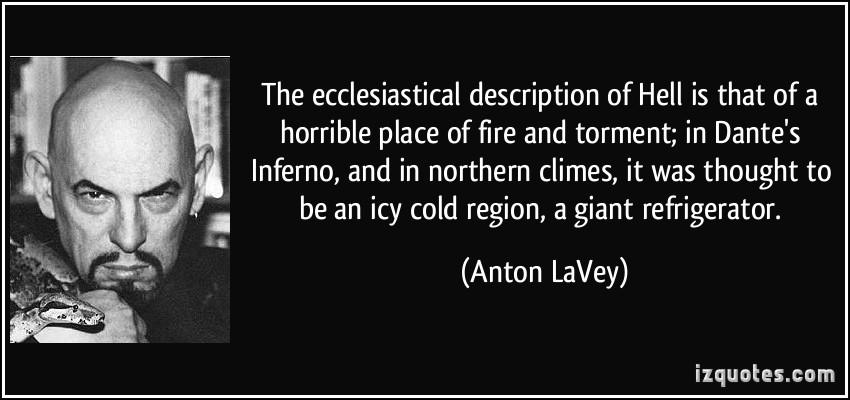 Ecclesiastical quote #2