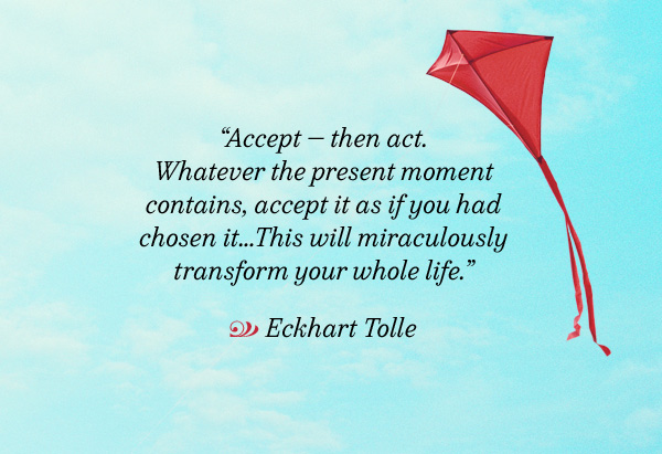 Eckhart Tolle's quote #2