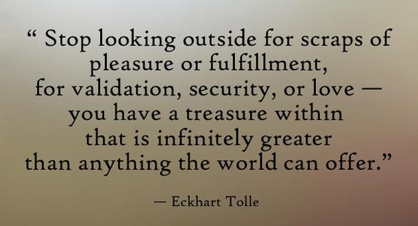 Eckhart Tolle's quote #6