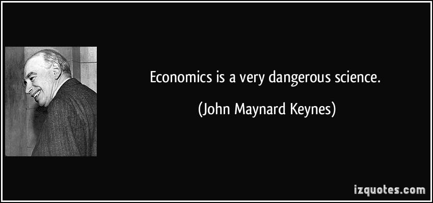 Economics quote #1