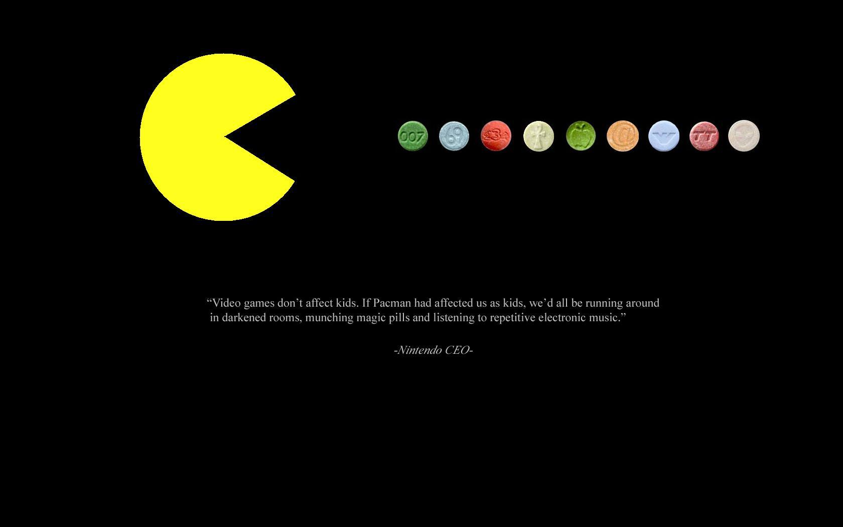 Ecstasy quote #1