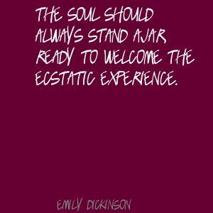 Ecstatic quote #2