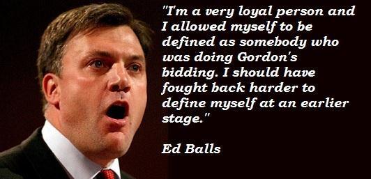 Ed Balls's quote #5