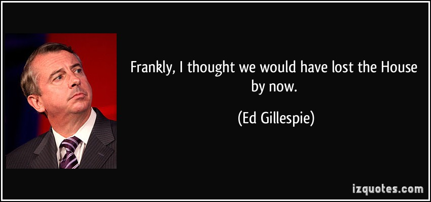Ed Gillespie's quote #1