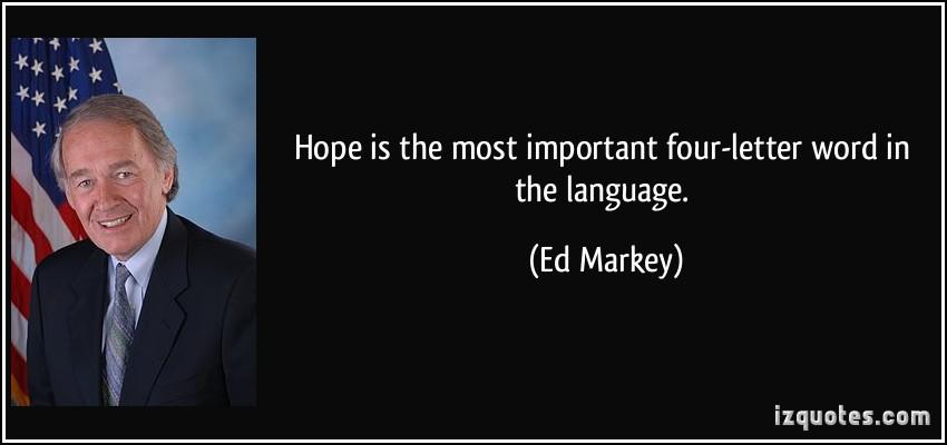 Ed Markey's quote #4