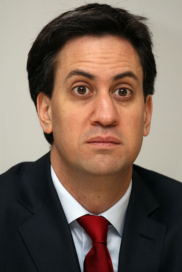 Ed Miliband hits new low as YouGov survey indicates he is