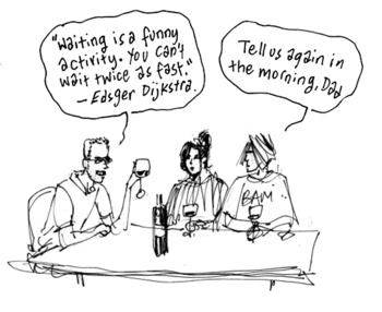 Eddie Campbell's quote #3