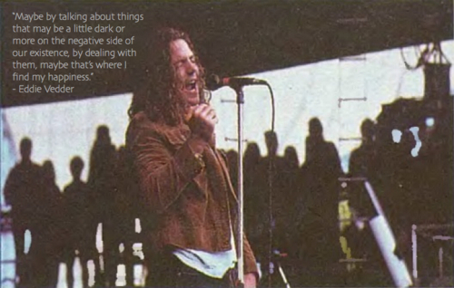 Eddie Vedder's quote #1