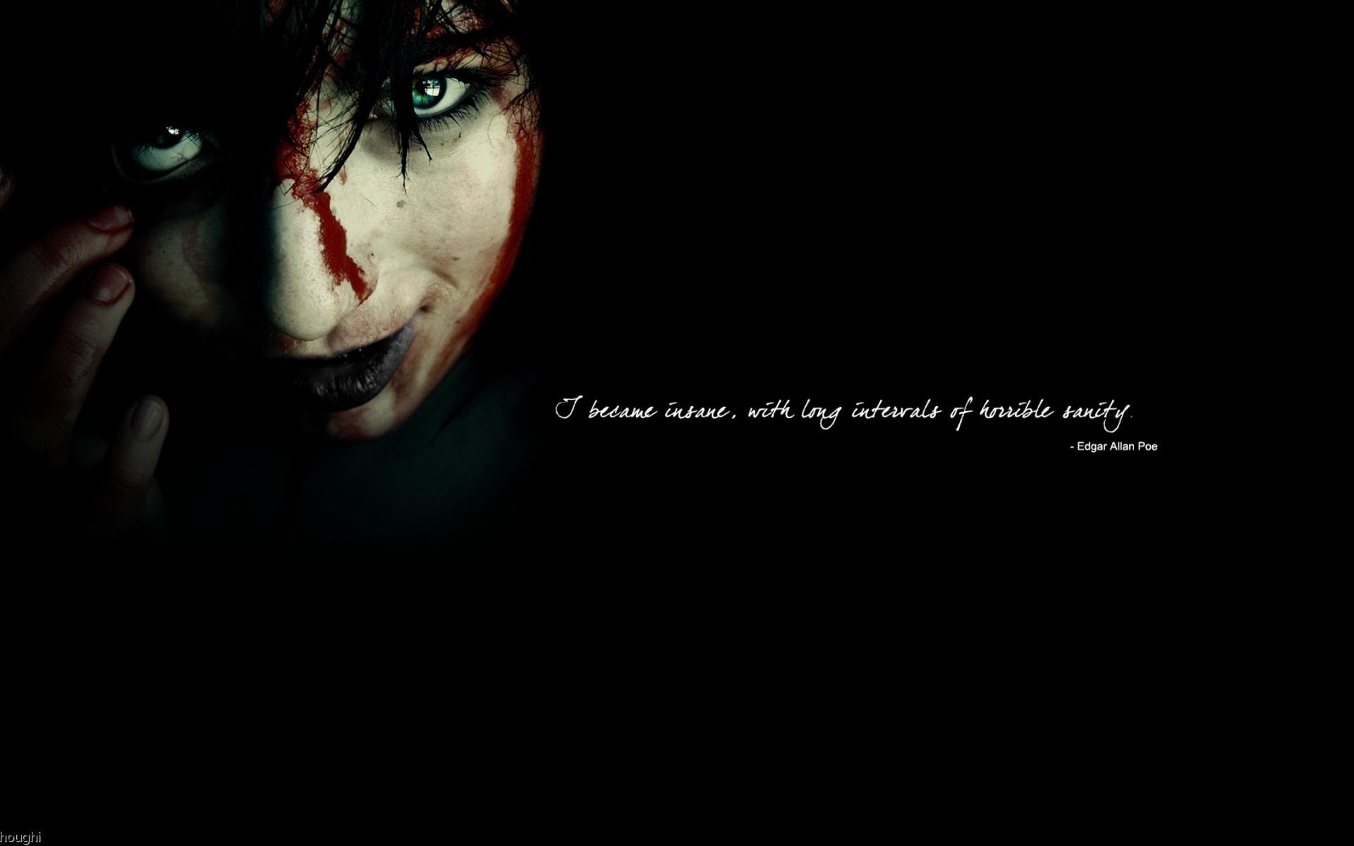 Edgar Allan Poe's quote #4