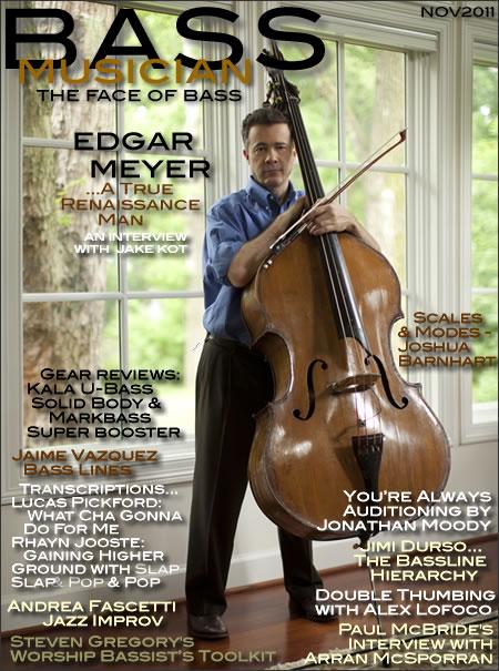 Edgar Meyer's quote
