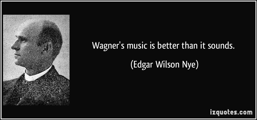 Edgar Wilson Nye's quote #1