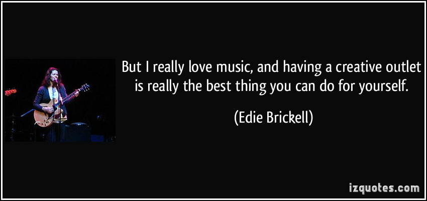 Edie Brickell's quote #2