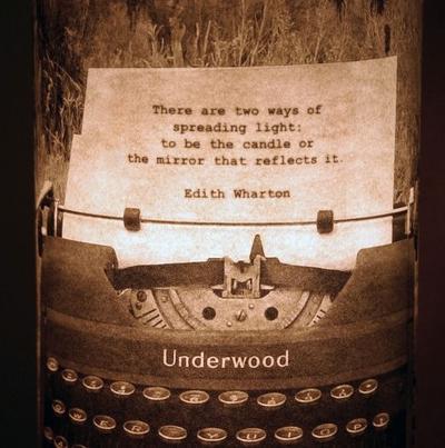 Edith Wharton's quote #1
