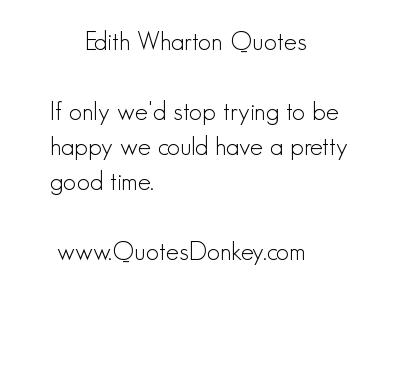 Edith Wharton's quote #3