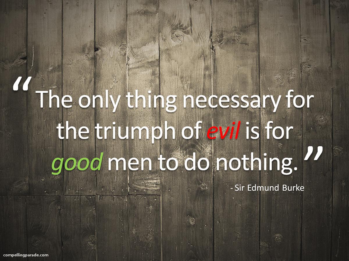 Edmund Burke's quote #3