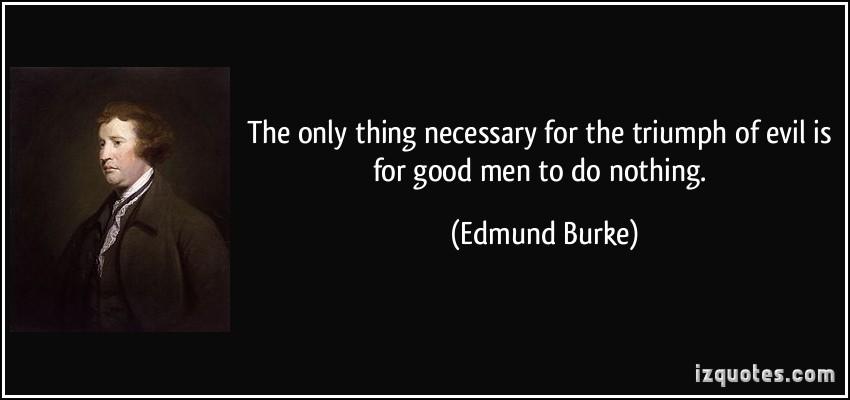 Edmund Burke's quote #8