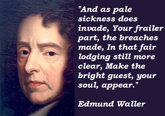 Edmund Waller's quote #1