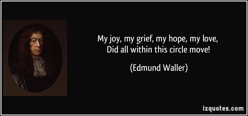 Edmund Waller's quote #5
