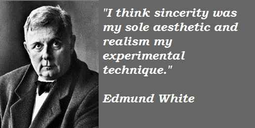 Edmund White's quote #2
