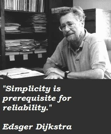 Edsger Dijkstra's quote #6