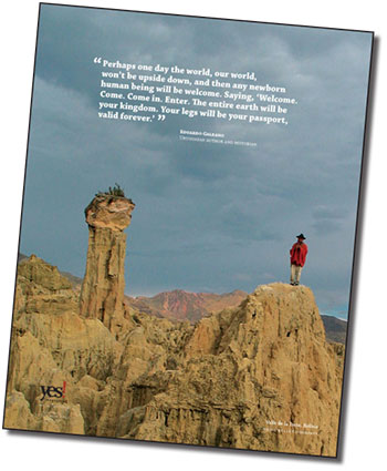 Eduardo Galeano's quote