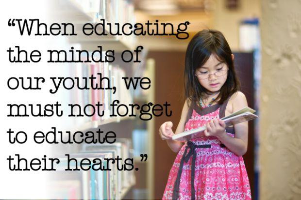 Educate quote #1