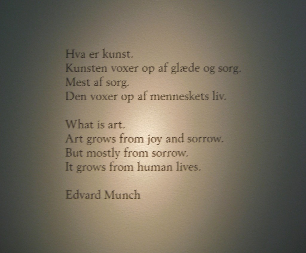 Edvard Munch's quote #8