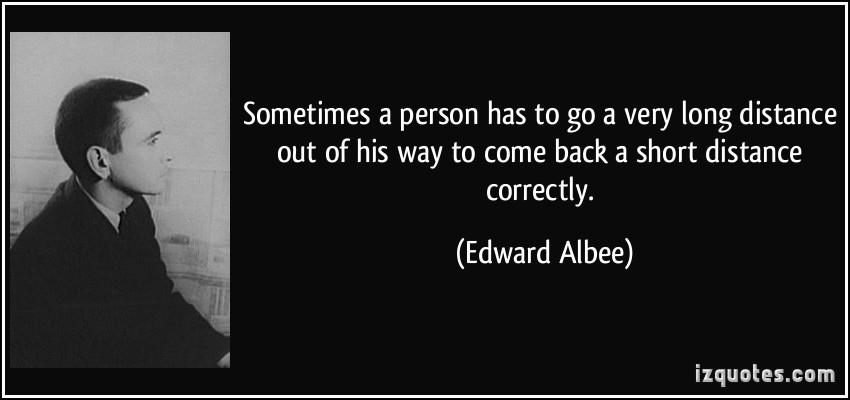 Edward Albee's quote #2