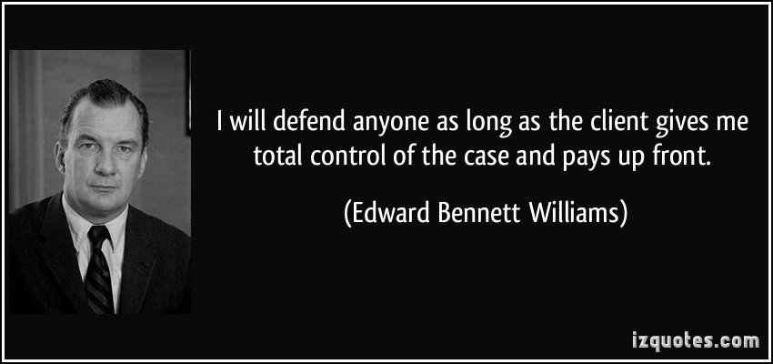 Edward Bennett Williams's quote #3