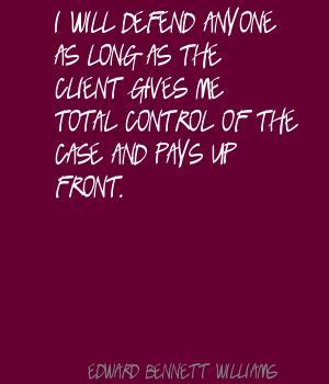 Edward Bennett Williams's quote #5