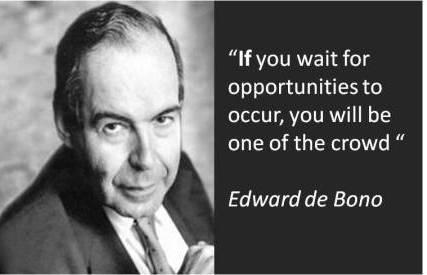 Edward de Bono's quote #5