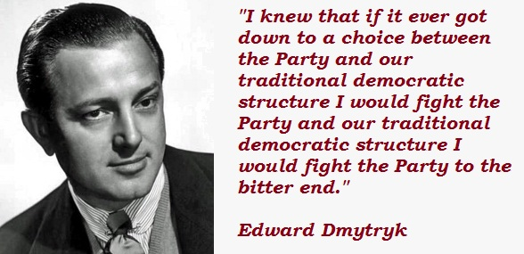 Edward Dmytryk's quote #2