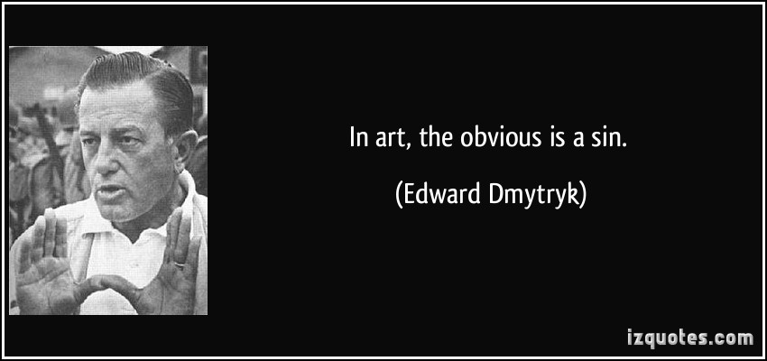 Edward Dmytryk's quote #6